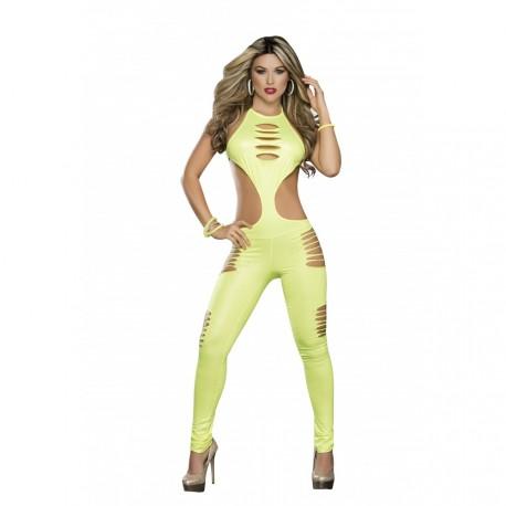 Combinaison pantalon Hot Green