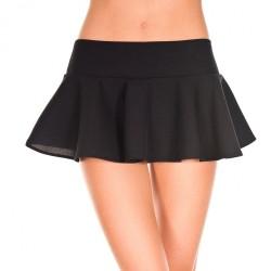 Mini jupe évasée