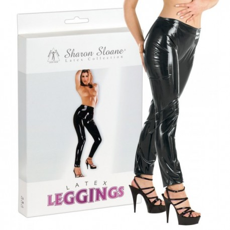 leggings latex