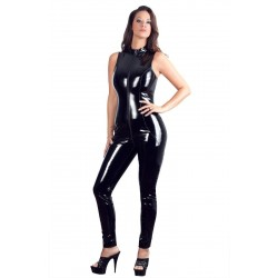 Black Level Small Vinyl Jumpsuit