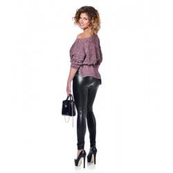 Vera legging faux cuir