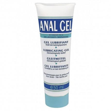 Gel lubrifiant anal 50ml - CC810068