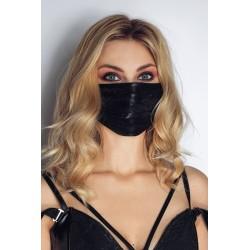 Face mask dentelle