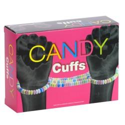 Menottes bonbons comestibles - CC501008