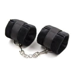 Menottes ajustable noires - 252420061